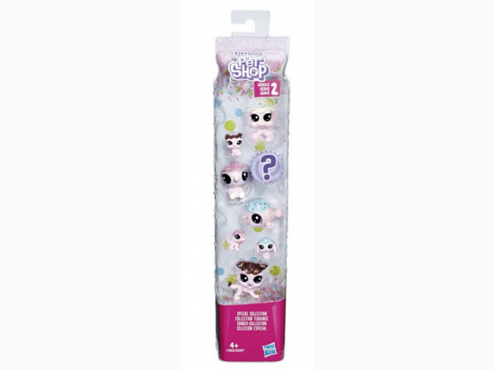 Littlest Pet Shop Series 2 8pk  Collection- Collections Styles Will Vary