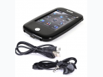 Trio T2810C 4GB MP3 USB 2.0 Touchscreen Digital Music/Video Player