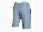 Men's Shorter Length Chino Short In Sky Blue - Size 28