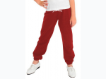 Girl's Basic Solid Color Sweatpants