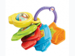 Fisher-Price Shapes & Colors Keys