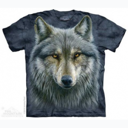 The Mountain - Warrior Wolf - Adult T