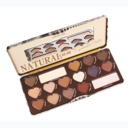 Okalan Natural Color Eyeshadow Palette