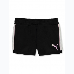 Girl's PUMA French Terry Shorts
