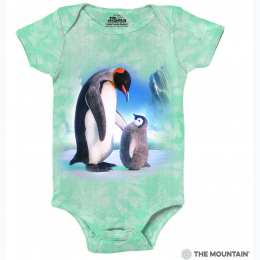 The Mountain - The Next Emporer Baby Onesie