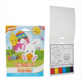 12 Sheet Easter Poster Book