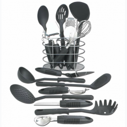 Maxam® 17pc Kitchen Tool Set