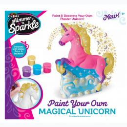 Cra-Z-Art Shimmer And Sparkle Magical Unicorn