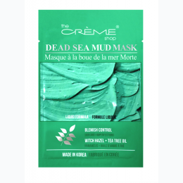 Dead Sea Mud Mask - Blemish Control