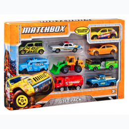 Matchbox 9-Car Gift Pack - Style Vary
