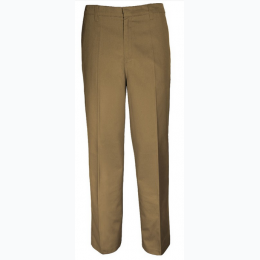 Boy's Adjustable Waist Band Slacks