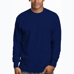 Men's Pro 5 Long Sleeve Thermal In Navy