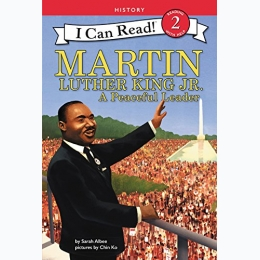 Martin Luther King Jr.: A Peaceful Leader (I Can Read, Level 2)