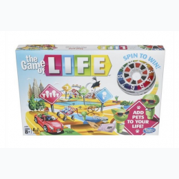 Hasbro Game of Life- Add Pets To Your Life