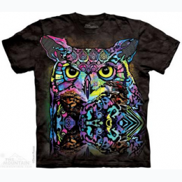The Mountain - RUSSO OWL Adult TShirt