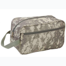 "Extreme Pak™ Digital Camo Water-Resistant 11"" Travel Bag"