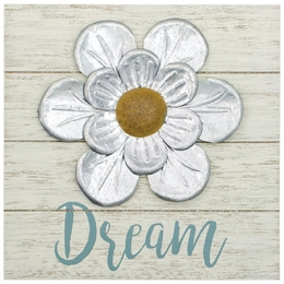 """Dream"" Wall Décor"