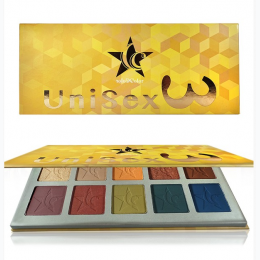 CColor 10 Color Eyeshadow Palette - Unisex