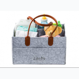 Portable Diaper Bag Caddy Organizer