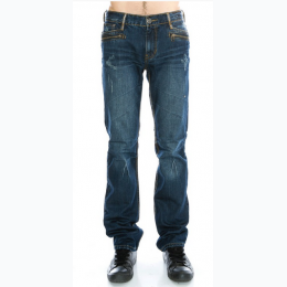 Men's Slim Fit Straight Leg Jeans